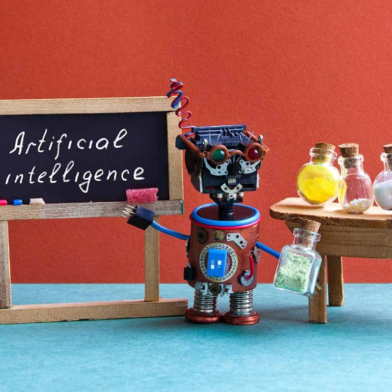 Vive l'intelligence artificielle